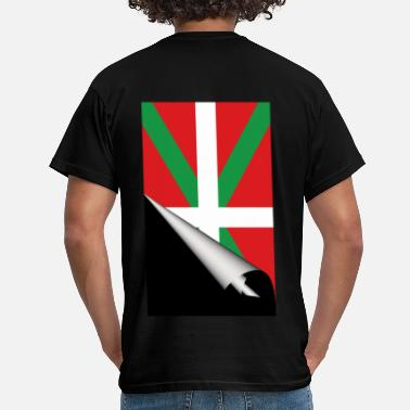 Drapeau Basque Drapeau Basque - T-shirt Homme