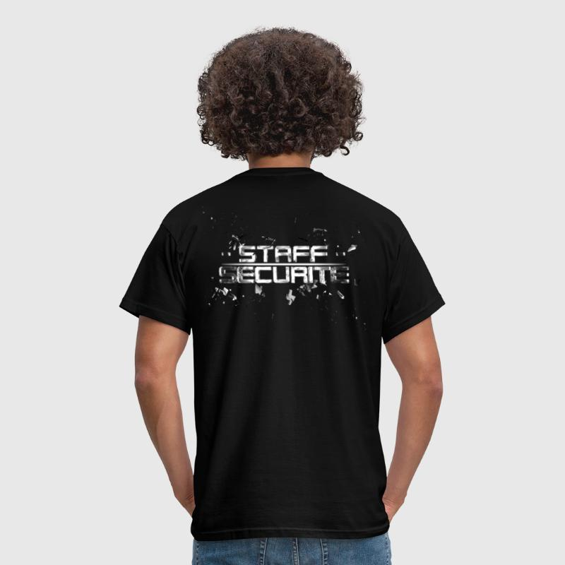 STAFF SECURITE by Florian VIRIOT - T-shirt Homme