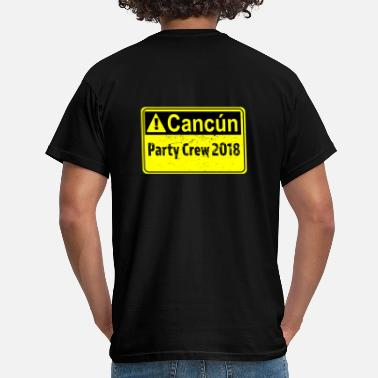 Cancun Cancun Spring Break Tshirt - Men's T-Shirt