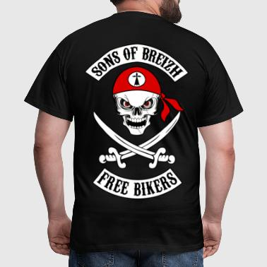 sons of breizh bikers 7 - T-shirt Homme