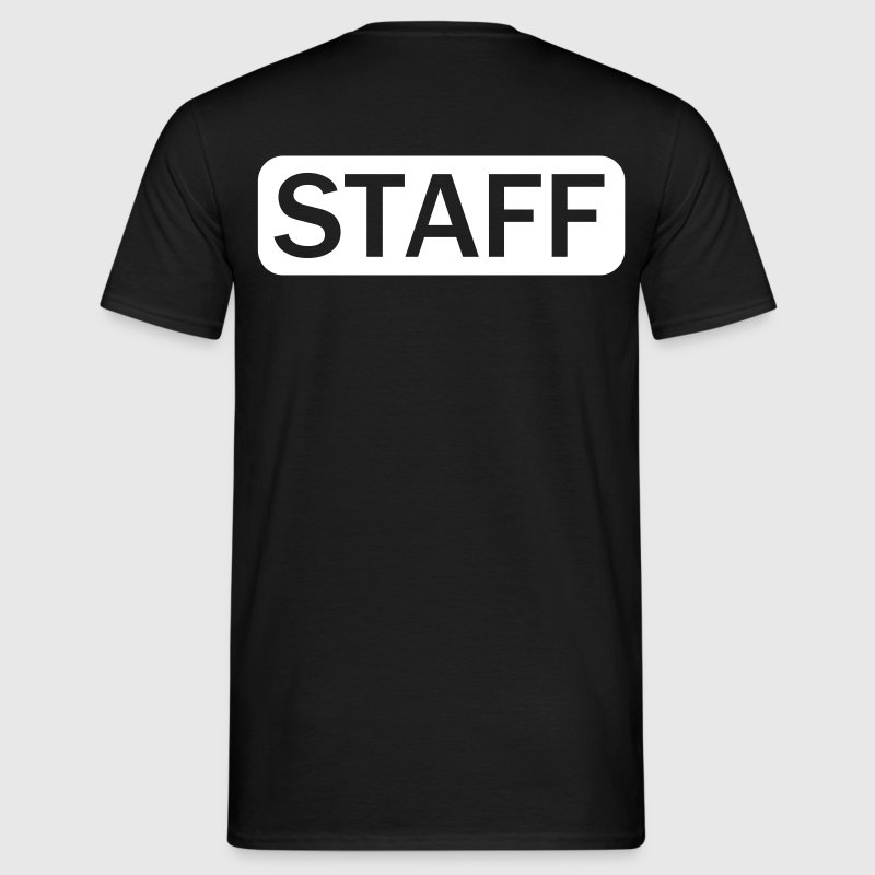 STAFF (1c) - T-shirt Homme