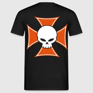 iron cross - T-shirt Homme