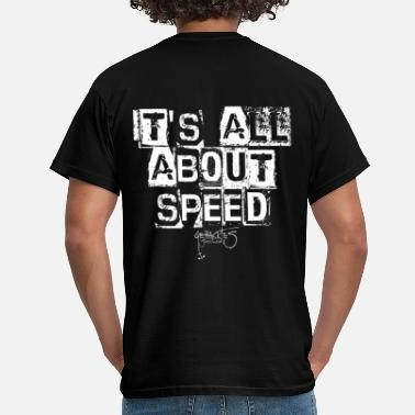 Speed Metal Speed - Männer T-Shirt