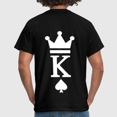 KING CROWN PIK - Men's T-Shirt