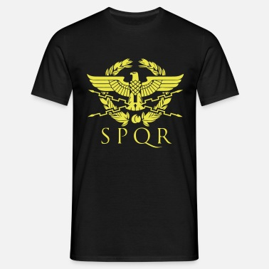 Far spqr hemblem - Men's T-Shirt