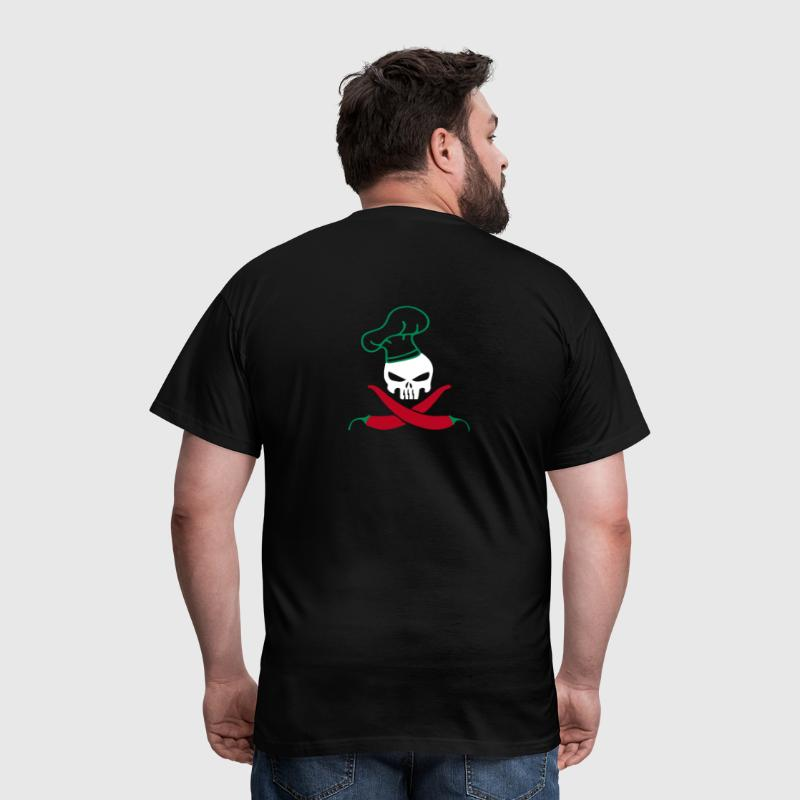 SKULL CHILLI - Men's T-Shirt