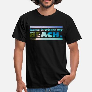 T-Shirt for beach lovers - Männer T-Shirt