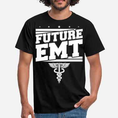 Secouriste EMT ambulanciers ambulanciers - T-shirt Homme