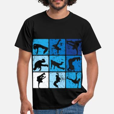 Breakdance breakdance - Mannen T-shirt