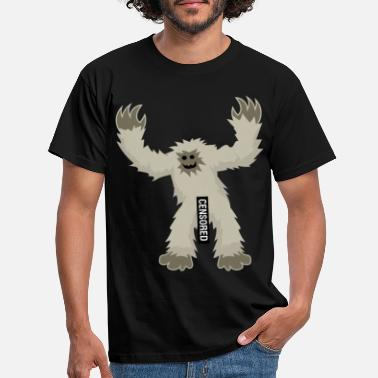 Réduction Bigfoot Erotica - T-shirt Homme