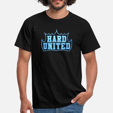 HARD UNITED - Men's T-Shirt