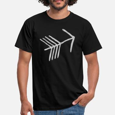 Arrow And Bow Arrow, arrows, bow and arrow, bow, pf - Men's T-Shirt