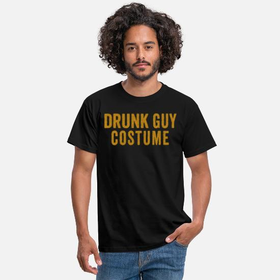 Terrifiant T-shirts - Halloween, octobre, Creepy, Costume d'Halloween, Ha - T-shirt Homme noir