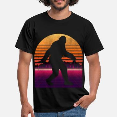 Bigfoot Bigfoot - Men's T-Shirt