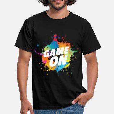 Game ShirtActs.com / Game on - T-shirt Homme