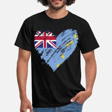 Tuvalu tuvalu - Men's T-Shirt