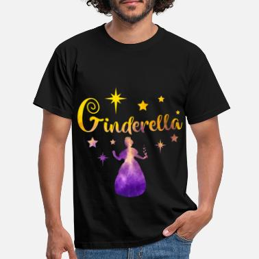Farewell Party Ginderella Princess for JGA Party Gift - Men's T-Shirt