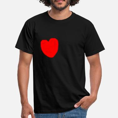 Big Heart Big Heart - Men's T-Shirt
