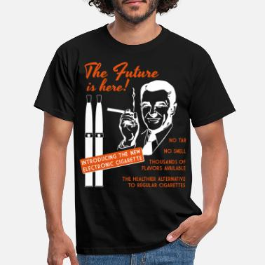 Vape The Future is here! 1940 - Men's T-Shirt