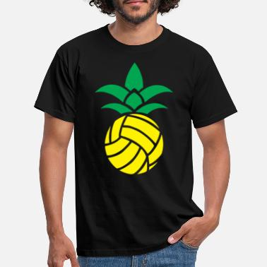 Beachvolleyball Beachvolleyball - Volleyball - Ananas Tshirt - Männer T-Shirt