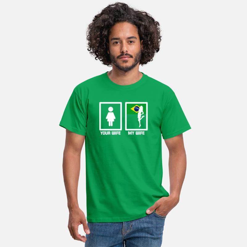 Bestill Elsker Kone T skjorter på nett | Spreadshirt