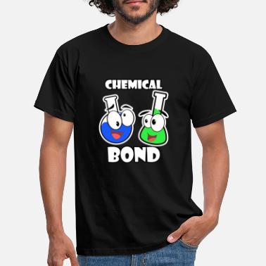Bonds Chemical bond - Men's T-Shirt