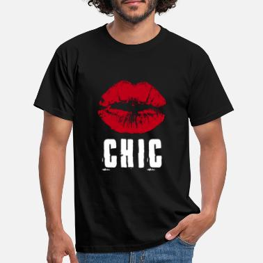 Chic chic - T-shirt Homme