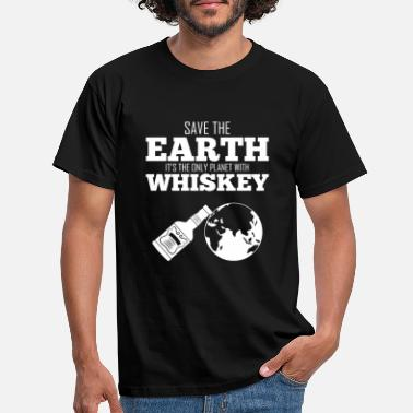 Wiskey Whisky Wiskey Alcohol - Camiseta hombre