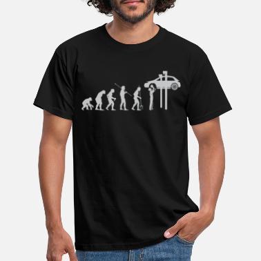 Evoluzione Bici Bambini Moto Divertente T-shirt unisex 12 colori