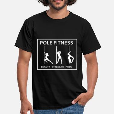 Highperformance Sport This Is My Pole Dancing Tshirt Design Pole Fitness - Men's T-Shirt
