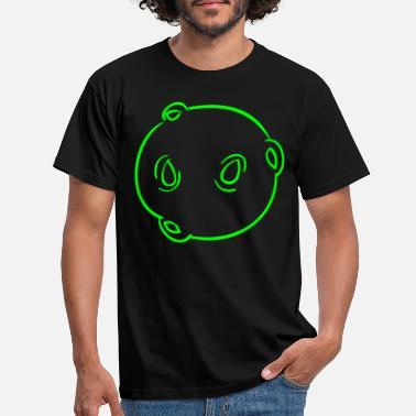 Martian Martians - Men's T-Shirt