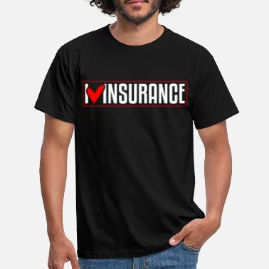Agency Insurance agency - Men's T-Shirt