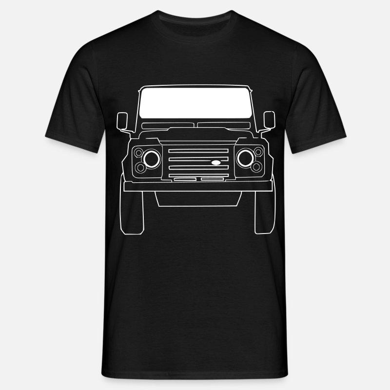 Shirt Land Rover T Femme Citation xoQrdCBtsh