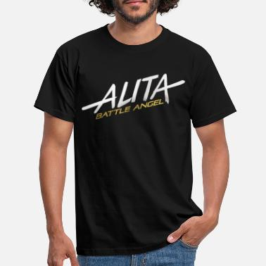 Film Alita: Battle Angel Logo - Männer T-Shirt