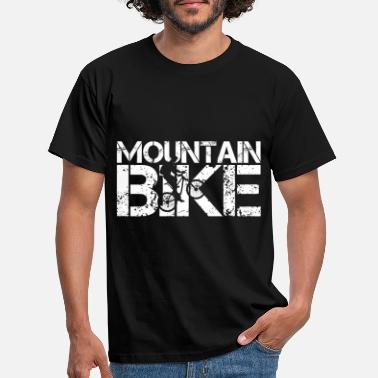 Mountainbiker Mountainbike - Männer T-Shirt