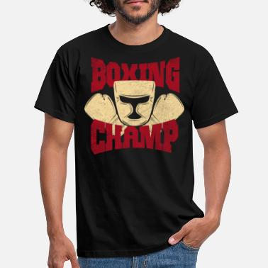 Champ boxing Champ - Männer T-Shirt
