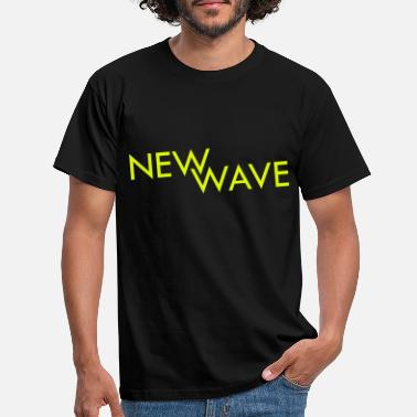New Wave New Wave - Männer T-Shirt