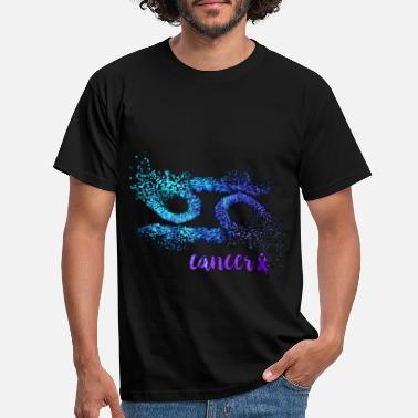 Horoskop Stjärntecken CANCER horoskop - T-shirt herr