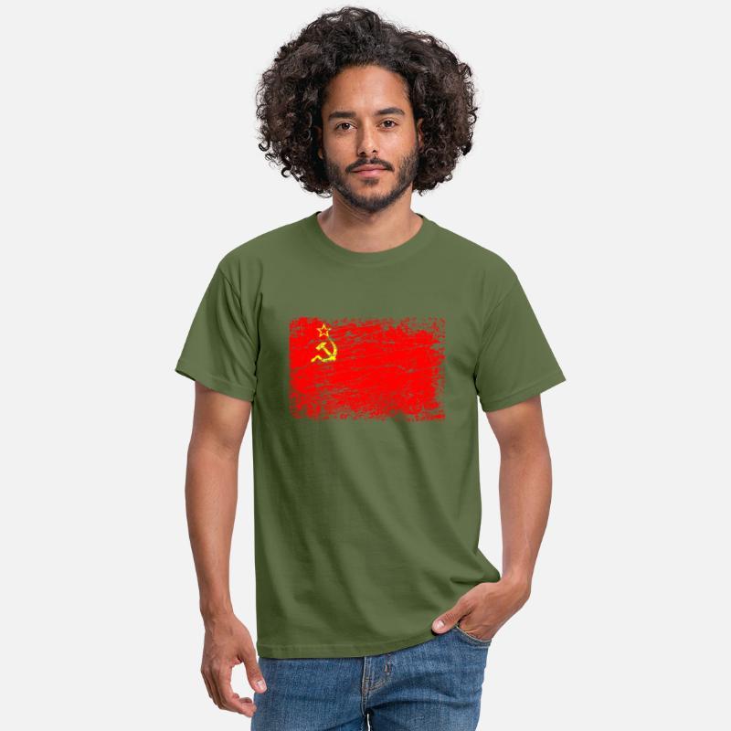 CA Union Soviétique URSS Armée Rouge Staline Étoile Russie T-shirt s-5xl