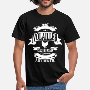 Volaille Volailler - T-shirt Homme