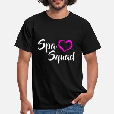 Spa Spa Birthday - Spa Squad - Men's T-Shirt