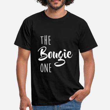 Group The Bougie One - Friends, Family, Team Group - Men's T-Shirt