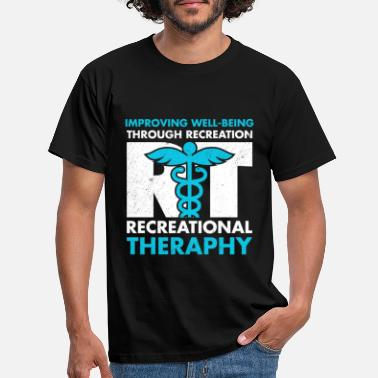 Recreational Therapeutic Recreation Tshirt Recreational - Men's T-Shirt