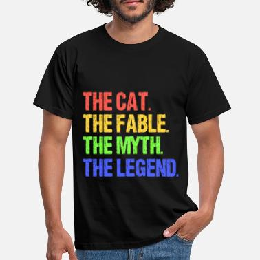 Fable The Cat - The Fable - Men's T-Shirt