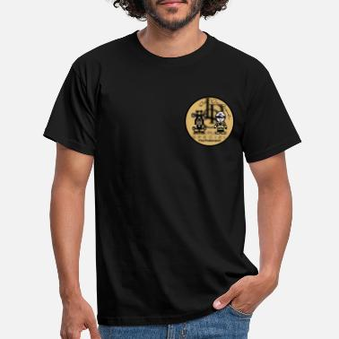 Elio Elio De Angelis Logo - Men's T-Shirt