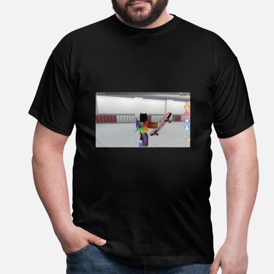 La Camisa Roblox Camiseta Hombre Spreadshirt