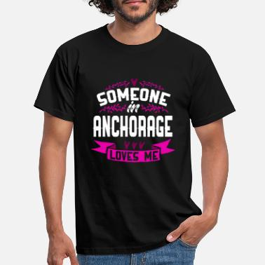 Anchorage Anchorage - Männer T-Shirt