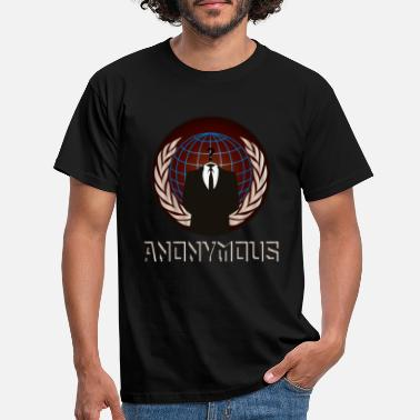 Anonymous Anonymous - Männer T-Shirt