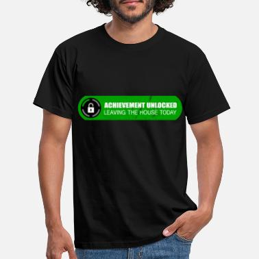 Unlocked achievement unlocked - Men's T-Shirt