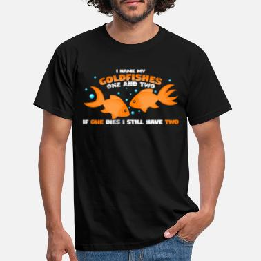 Poisson Rouge poisson rouge - T-shirt Homme